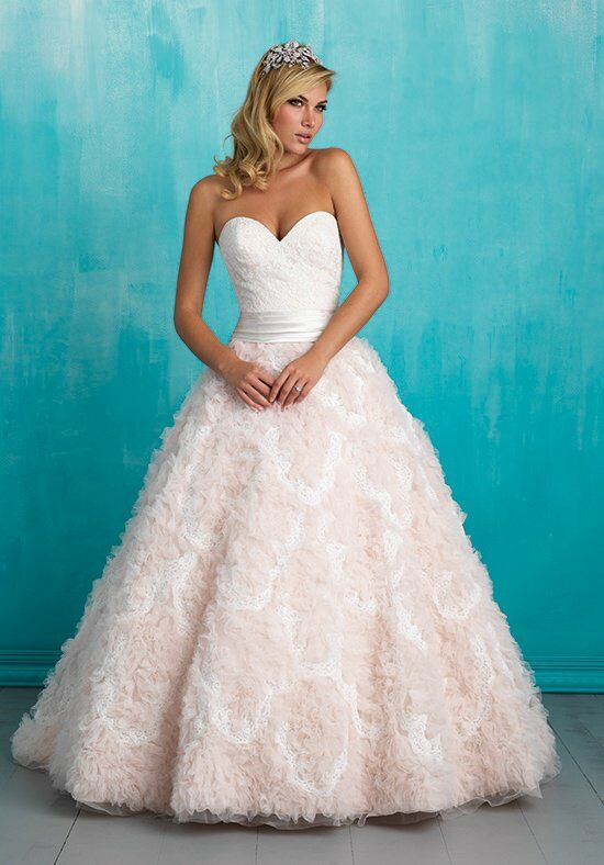 Allure Bridals 9315 Ball Gown Wedding Dress