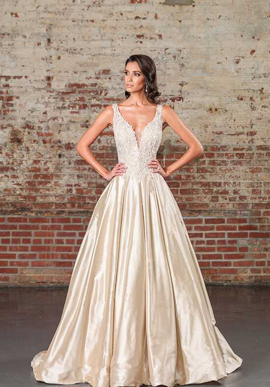 Justin Alexander Signature 9855 Ball Gown Wedding Dress