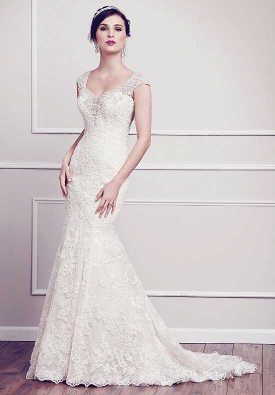 Kenneth Winston 1566 Mermaid Wedding Dress