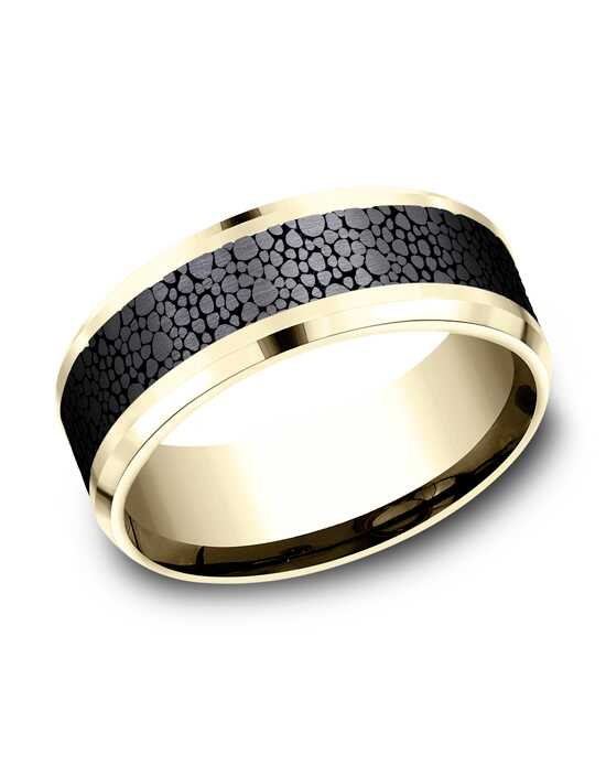 Benchmark CF948852BKT14KY Gold Wedding Ring