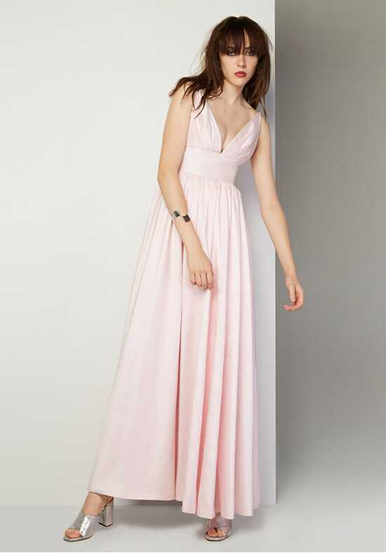 Fame and Partners Bridesmaid Astrid V-Neck Bridesmaid Dress