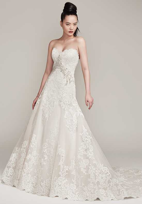 Sottero and Midgley Walker A-Line Wedding Dress