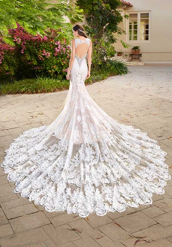 KITTYCHEN CANDICE, K1632 Sheath Wedding Dress
