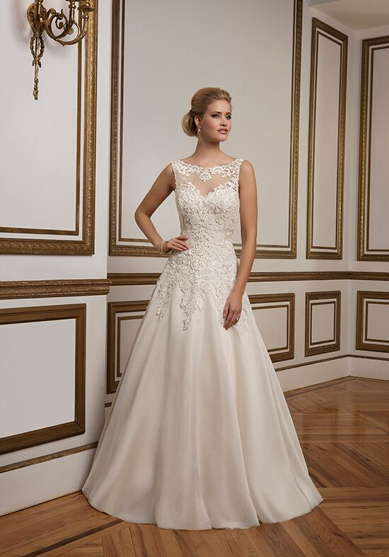 justin alexander 8835 old wedding dress