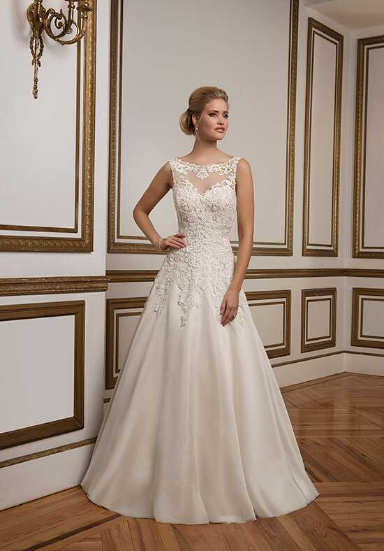 Justin Alexander 8835 A-Line Wedding Dress