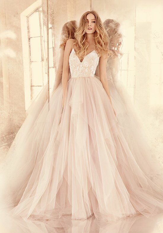 Hayley Paige Nicoletta / Style 6560 Ball Gown Wedding Dress