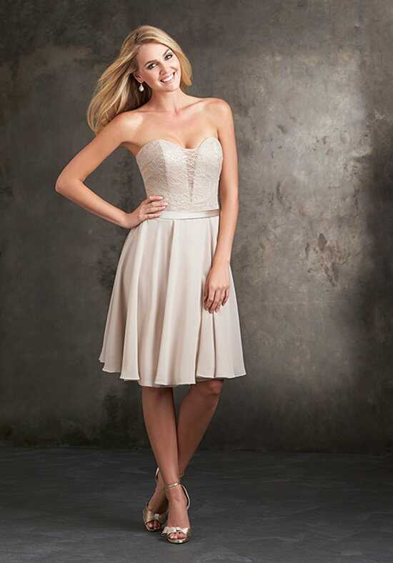 Allure Bridesmaids 1424 Bridesmaid Dress photo
