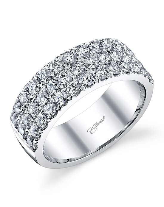 Coast Diamond WC5105H White Gold Wedding Ring