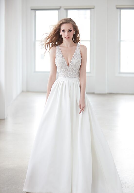 Madison James MJ358 Ball Gown Wedding Dress