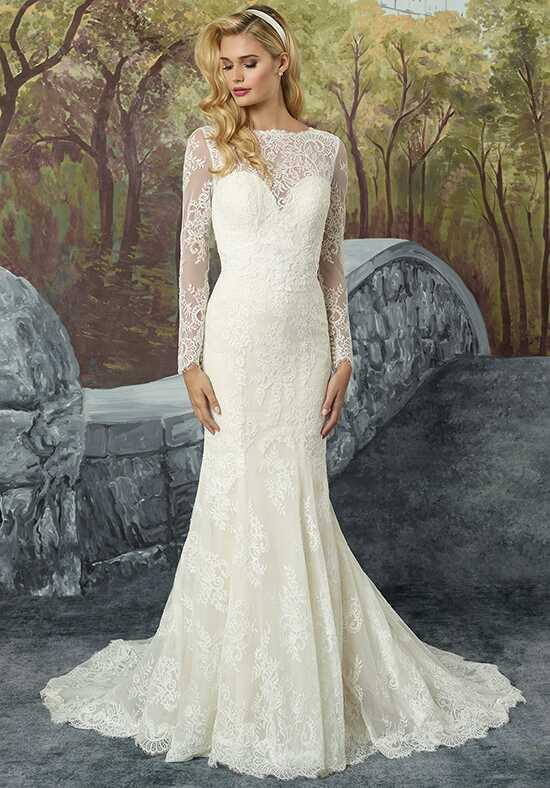 Justin Alexander 8918 Mermaid Wedding Dress