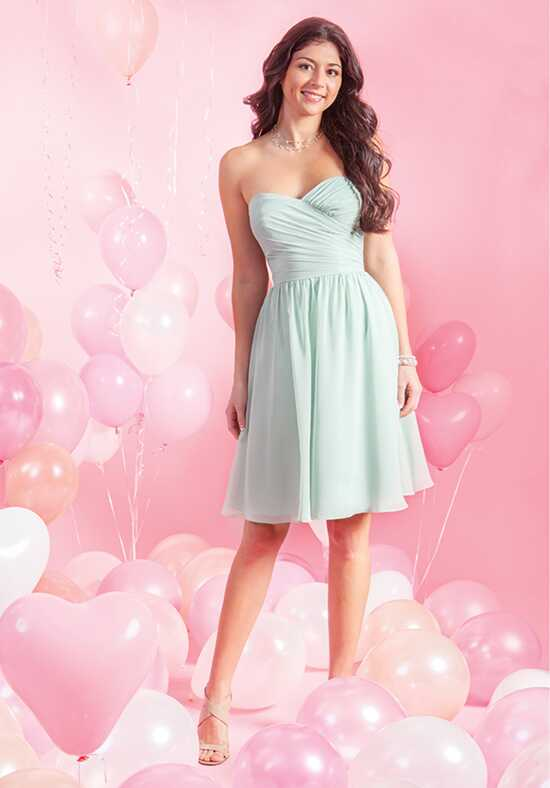 Alfred Angelo Signature Bridesmaids Collection 7387S Sweetheart Bridesmaid Dress