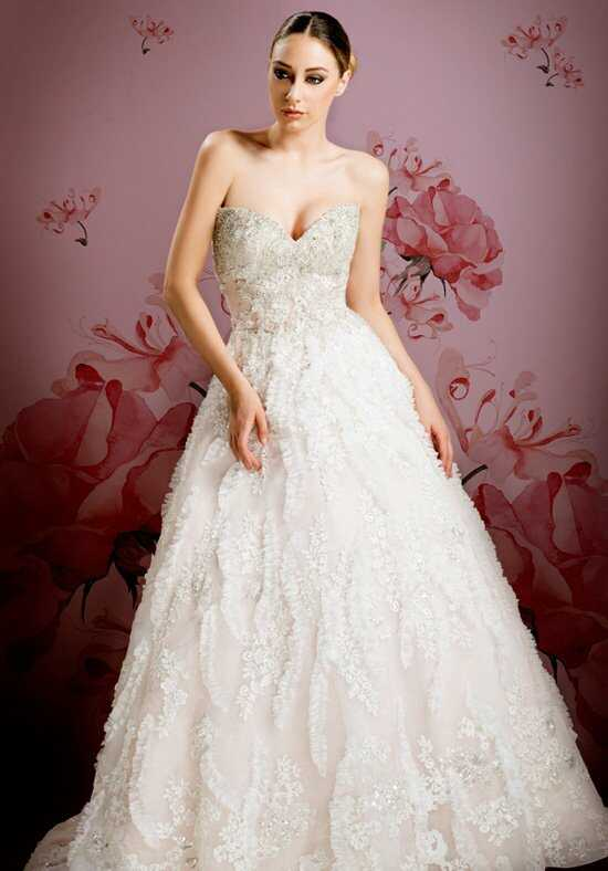 Ysa Makino KYM75 Wedding Dress photo