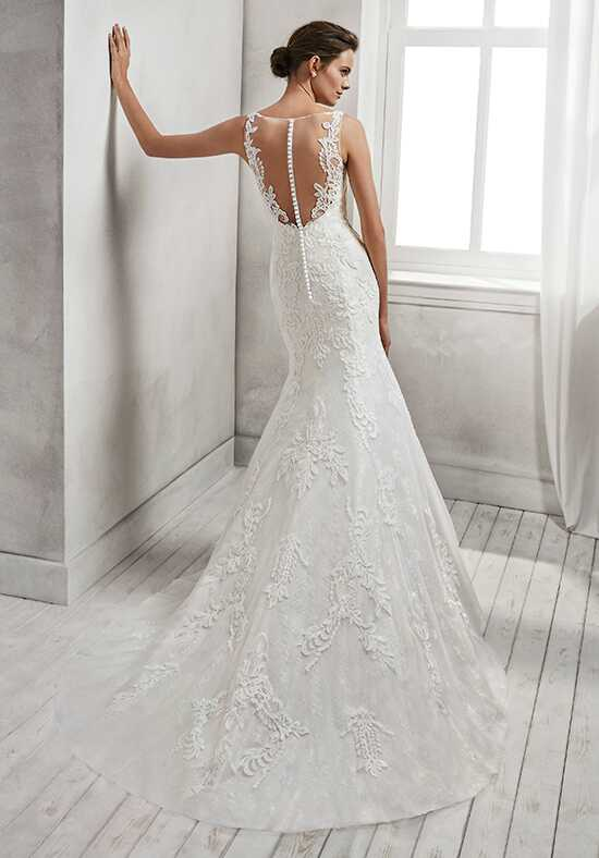 Luna Novias HAVEN Mermaid Wedding Dress