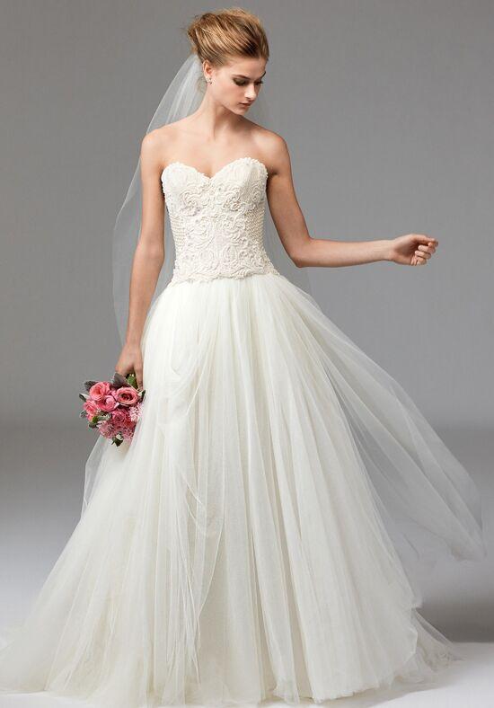 Watters Brides Marjorie Corset 1040B/Cassia Skirt 1089B Ball Gown Wedding  Dress