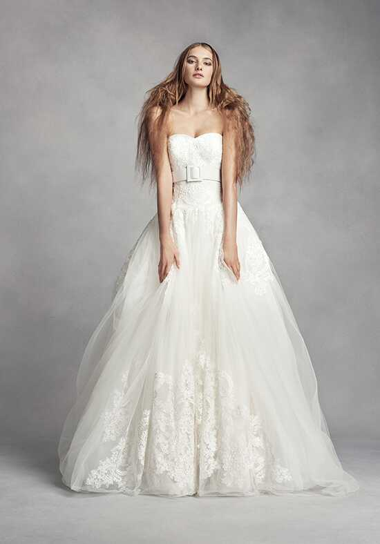 White by Vera Wang White by Vera Wang Style VW351373 Ball Gown Wedding Dress