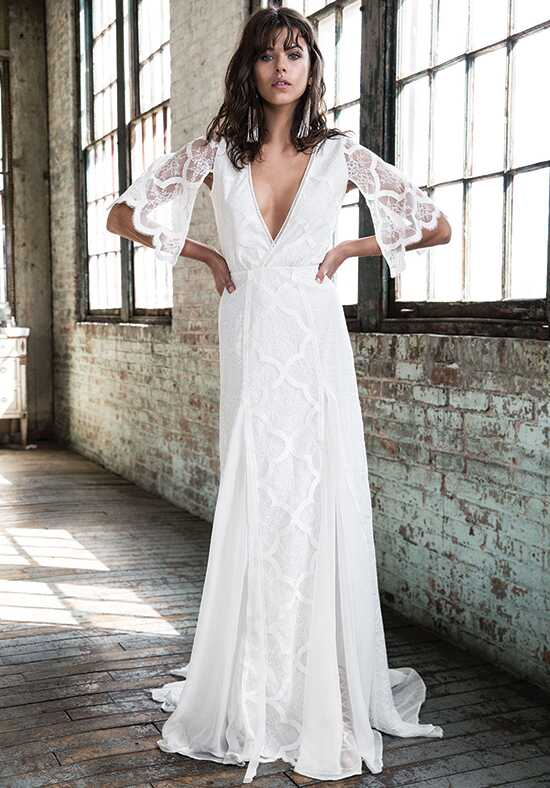 Grace Loves Lace Ziggy Wedding Dress photo