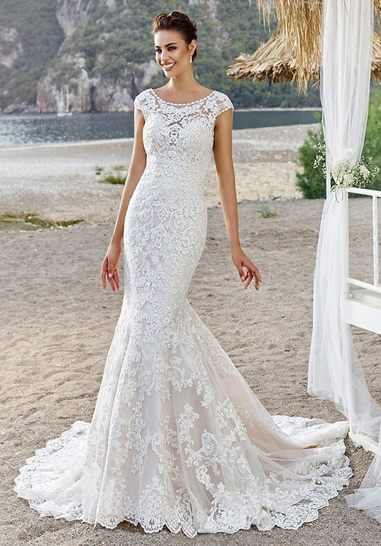 Eddy K Bella Mermaid Wedding Dress