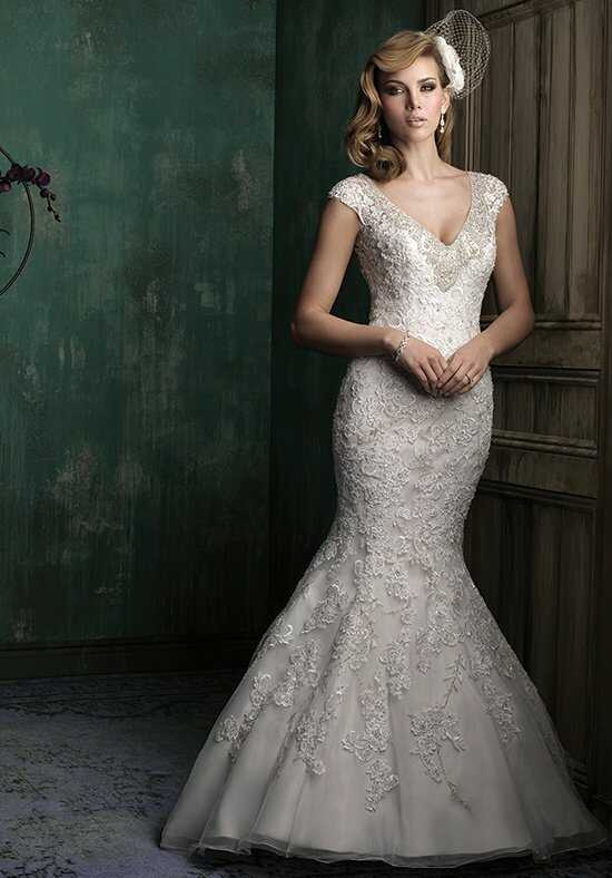 Allure Couture C342 Mermaid Wedding Dress