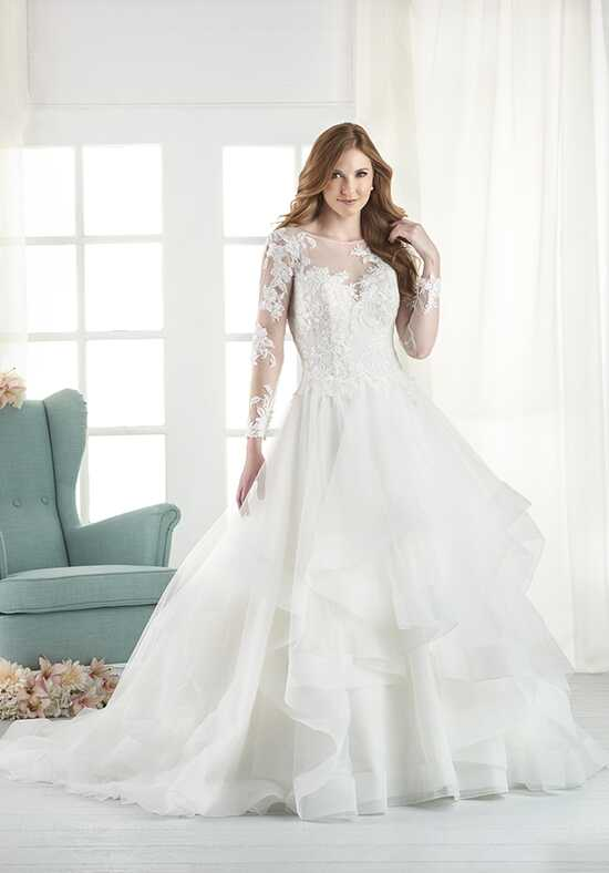 Bonny by Bonny Bridal 807 Ball Gown Wedding Dress