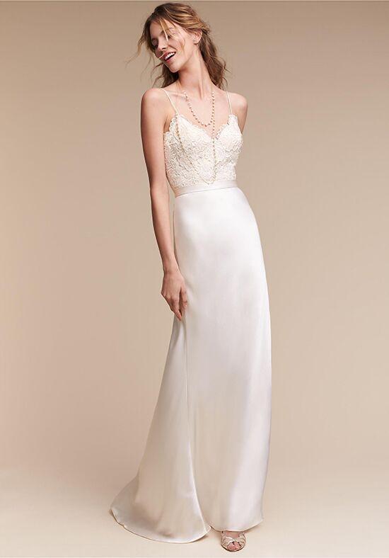 BHLDN Havana Corset Top & Mae Skirt Wedding Dress - The Knot