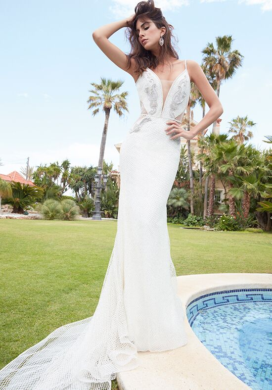 Alessandra Rinaudo Collection LISANDRA AR 2018 Mermaid Wedding Dress