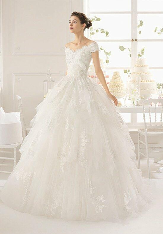 Aire Barcelona ANNE Wedding Dress photo