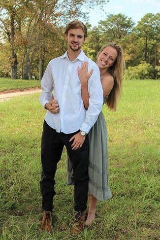 Madeline Boone And Joshua Valentine Wedding Photo 1