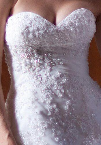 Kenneth Winston 1453 Mermaid Wedding Dress