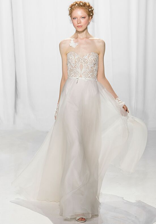 Reem Acra 5635 A-Line Wedding Dress