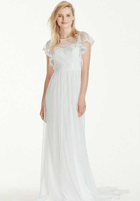 David's Bridal Galina Style WG3770 Wedding Dress photo