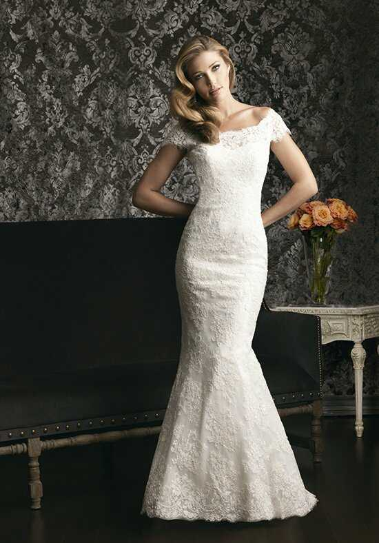 Allure Bridals 9000 A-Line Wedding Dress