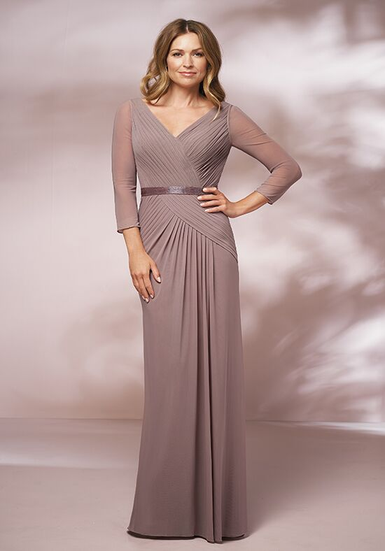 Jade J205004 Grey Mother Of The Bride Dress