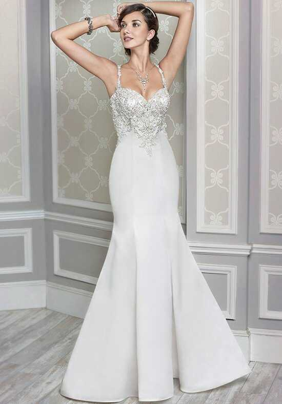 Kenneth Winston 1607 Mermaid Wedding Dress