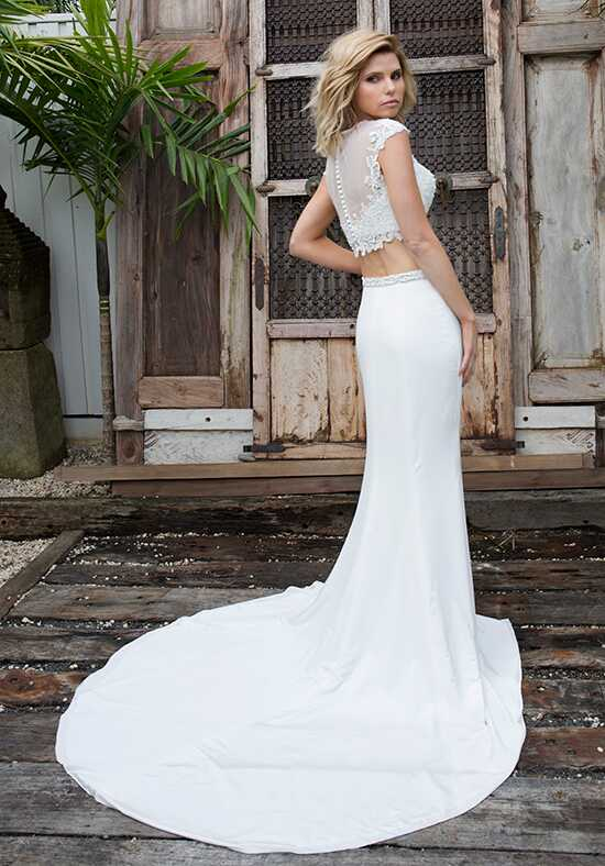 Mia Solano ML7317 A-Line Wedding Dress