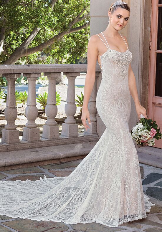 Casablanca Bridal 2322 Adri Mermaid Wedding Dress