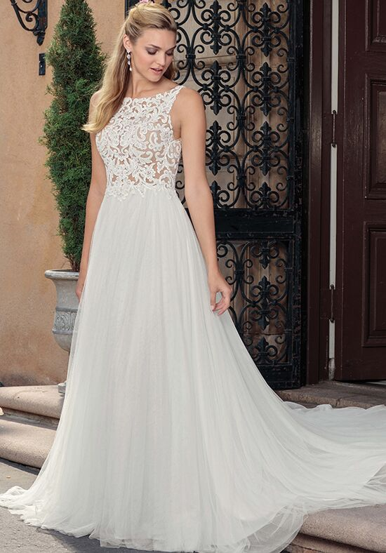 Casablanca Bridal 2310 Della A-Line Wedding Dress