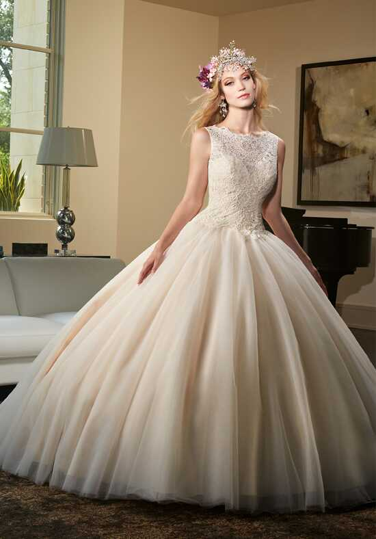 1 Wedding by Mary's Bridal 6446 Ball Gown Wedding Dress