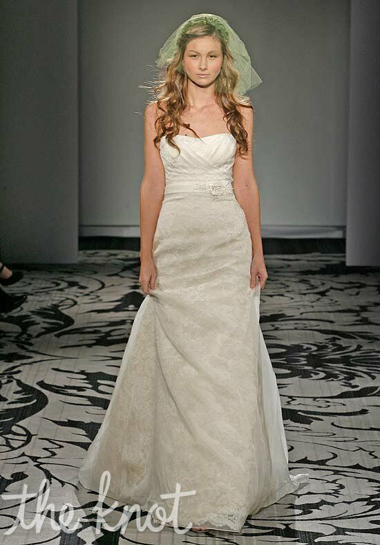 Jenny Lee 922 A-Line Wedding Dress