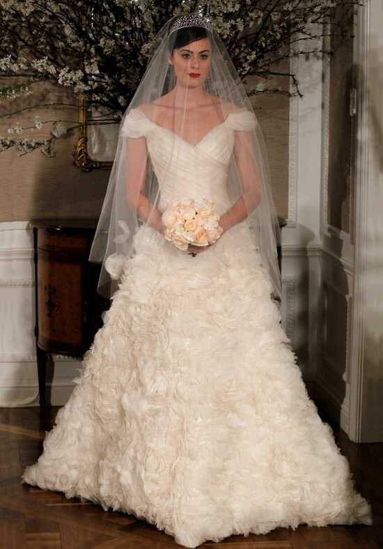 Romona Keveza Collection RK207 Ball Gown Wedding Dress