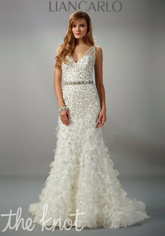 LIANCARLO 5807 Mermaid Wedding Dress