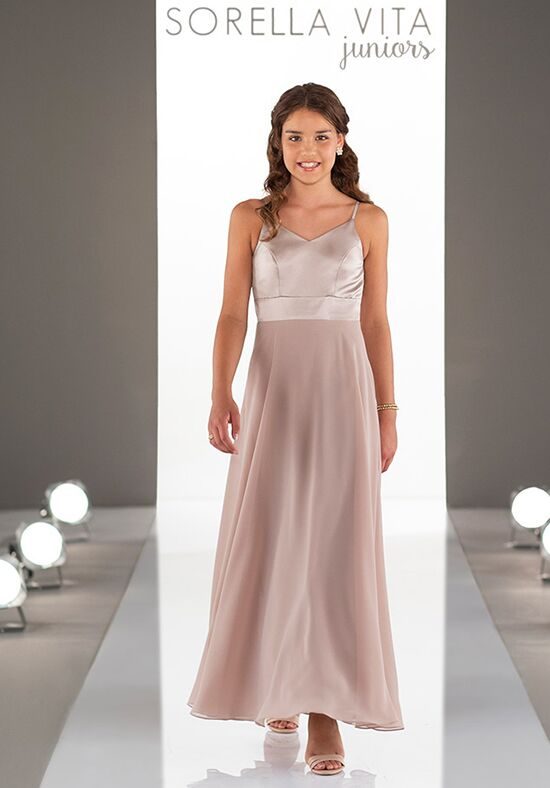 Sorella Vita J4022 V-Neck Bridesmaid Dress