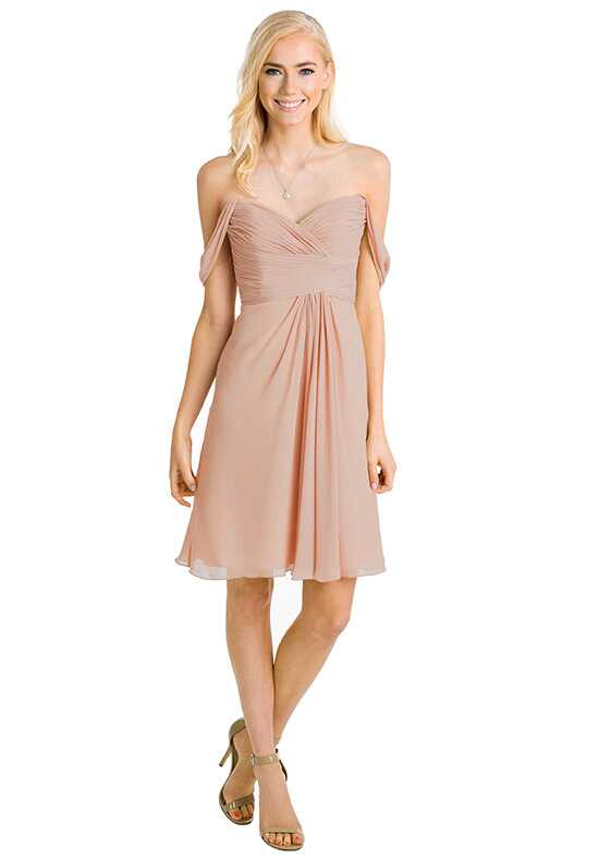 Vow to be Chic Mahogany Sweetheart Bridesmaid Dress