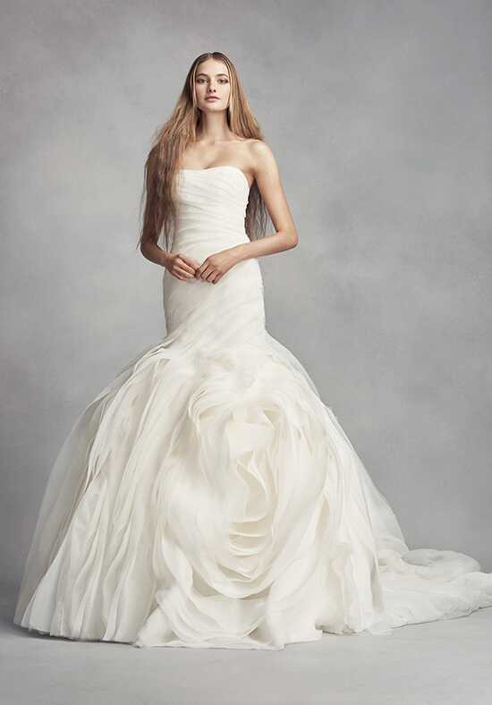 White by Vera Wang White by Vera Wang Style VW351395 Mermaid Wedding Dress