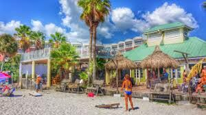 After The Wedding There Is An Party At Undertow Beach Bar Across Street From Hotel Zamora We Will Walk Over Reception For