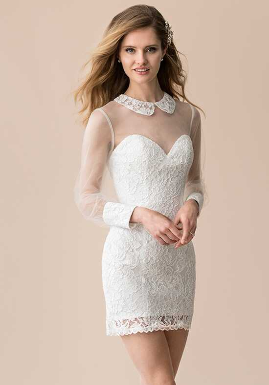 Moonlight Tango T801 Sheath Wedding Dress
