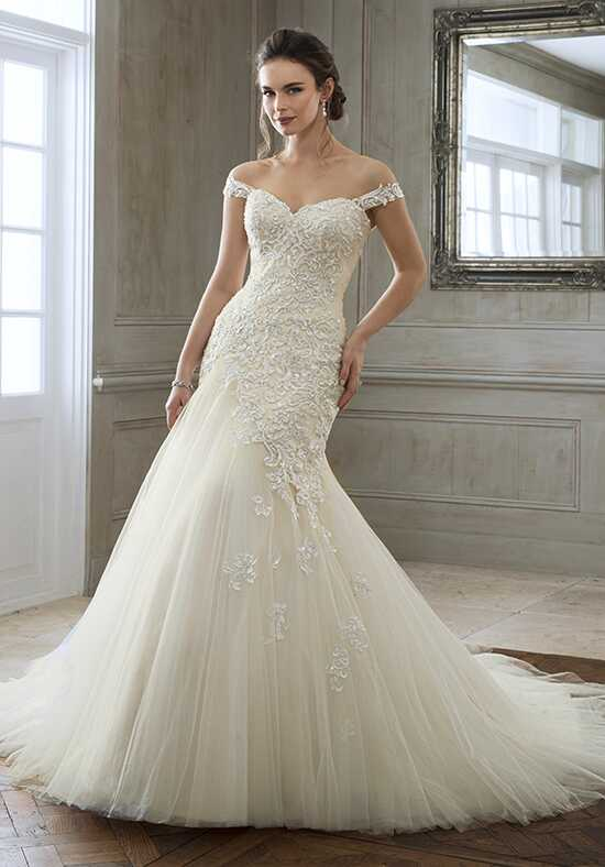 Sophia Tolli Y11884 Eleni Mermaid Wedding Dress