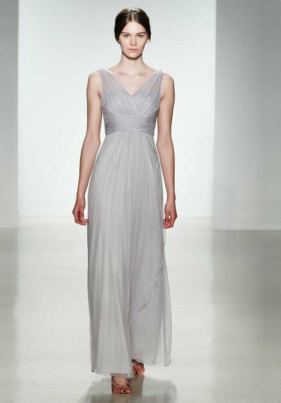 Amsale Bridesmaids G783C V-Neck Bridesmaid Dress