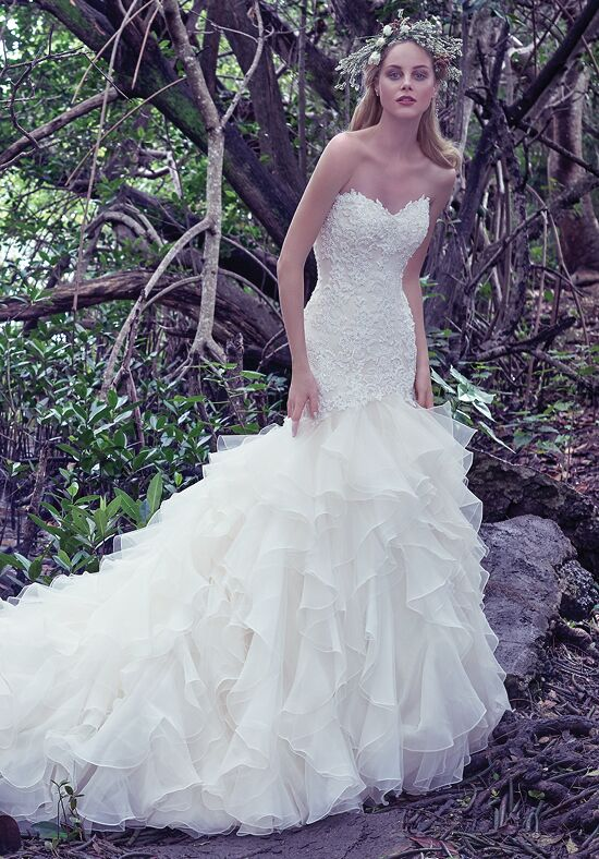 Maggie Sottero Tawny Wedding Dress