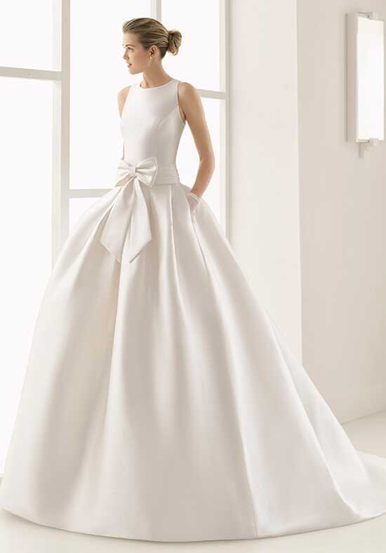 Two by Rosa Clará Ordaz Ball Gown Wedding Dress