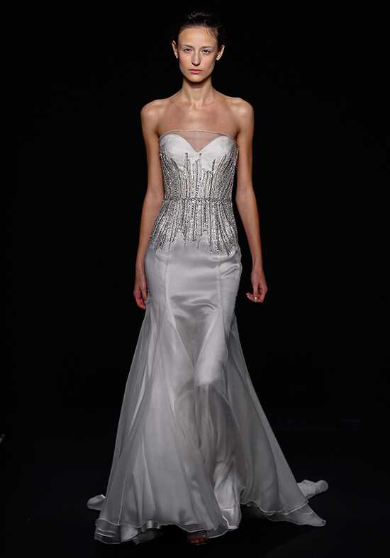 Mark Zunino for Kleinfeld 138 Mermaid Wedding Dress